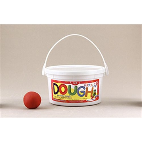Scented Dazzlin Dough Red [Red]