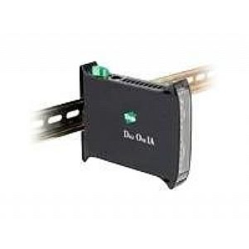 Digi One IA RealPort - Network adapter - RS-232/422/485 - 10/100 Ethernet