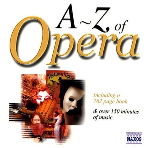 A-Z Of Opera (w/ Book) CD (2000)
