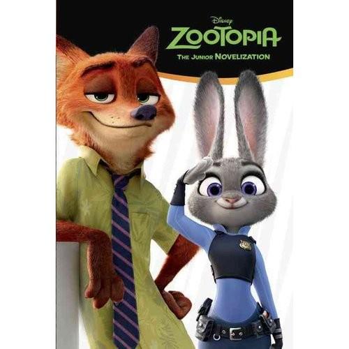 Zootopia Junior Novelization