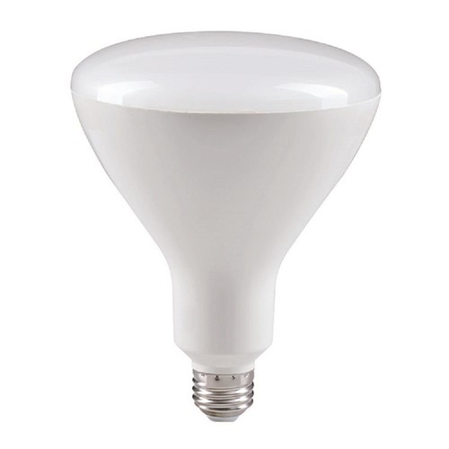 Halco Lighting Technologies 85W Equivalent Bright White BR40 Dimmable LED Light Bulb