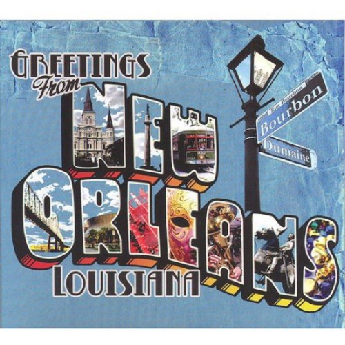 Greetings from New Orleans [CD]