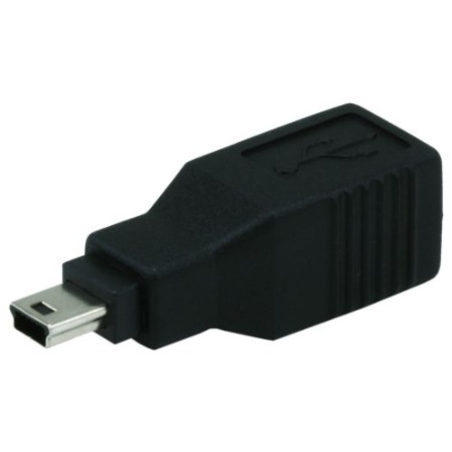 Monoprice USB 2.0 B Female to Mini 5 pin (B5) Male Adapter (104816)