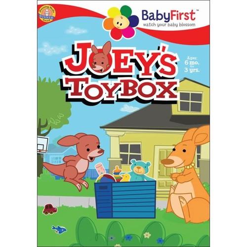 BabyFirst: Joey's Toybox [DVD] [2015]
