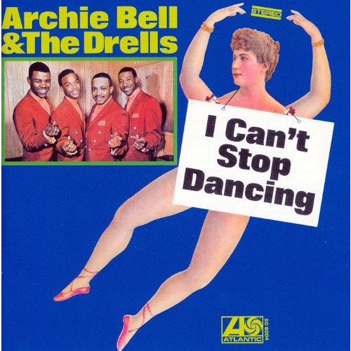 I Can't Stop Dancing [CD]