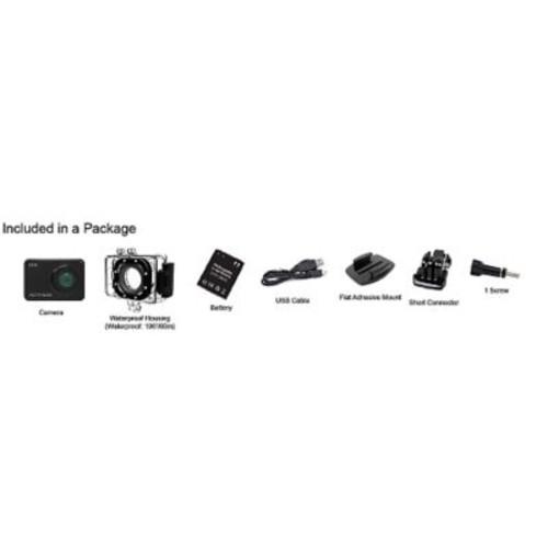 Activeon-CX 1080P Action Camera