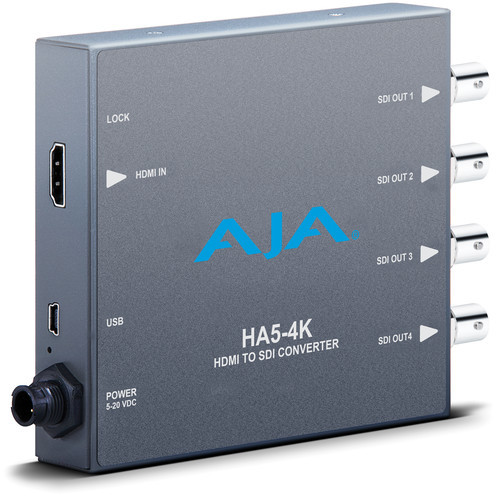 HA5-4K 4K HDMI to 4K SDI Mini-Converter