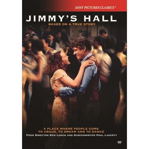 Jimmy's Hall [DVD] [2014]