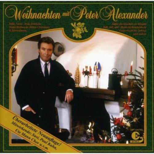 Weihnachten mit Peter Alexander [Bonus Tracks] [CD]