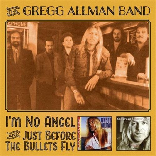 I'm No Angel/Just Before the Bullets Fly [CD]