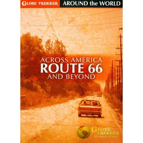 Globe Trekker Around the World: Across America - Route 66 [DVD]