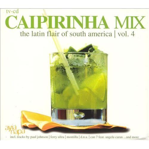 Caipirinha Mix, Vol. 4 [CD]