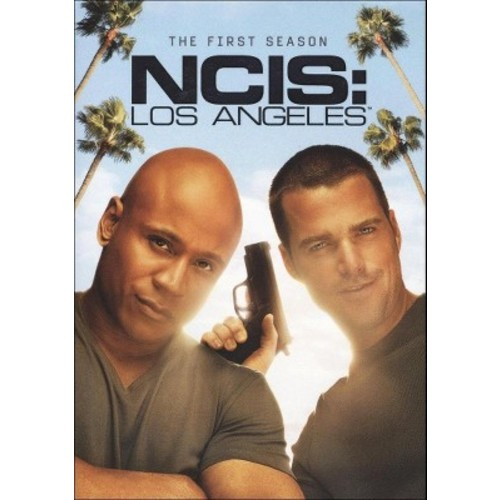 NCIS: Los Angeles - The First Season (6 Discs) (dvd_video)