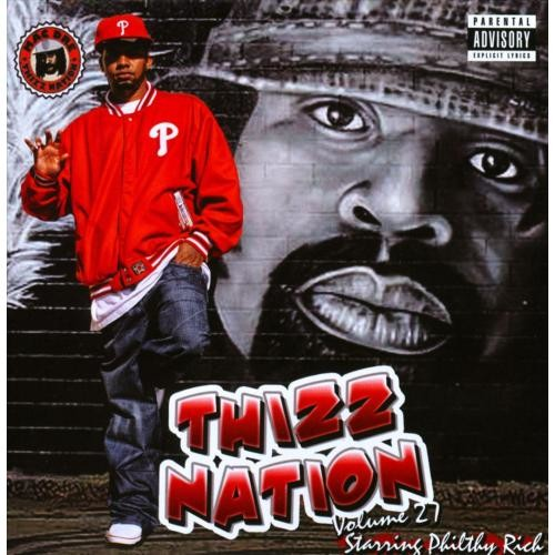 Thizz Nation, Vol. 27: Town Thizzness [CD] [PA]