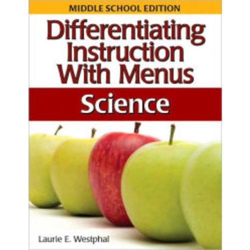 Differentiating Instruction with Menus: Middle School Science