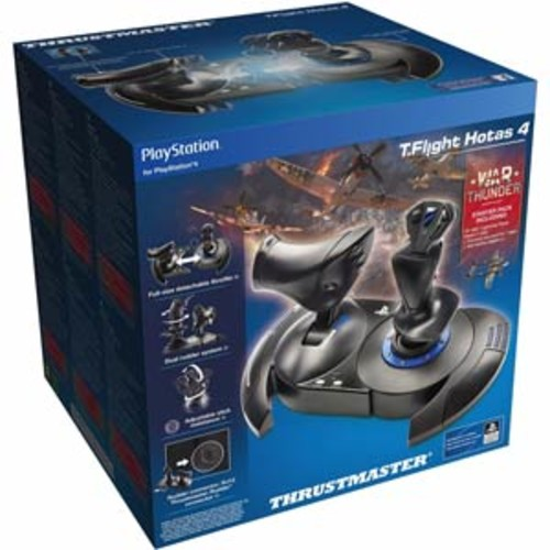 Thrustmaster T.Flight Hotas 4 for PC / PlayStation4