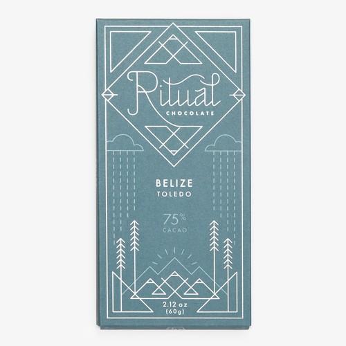 Ritual Chocolate Ritual Belize 75%