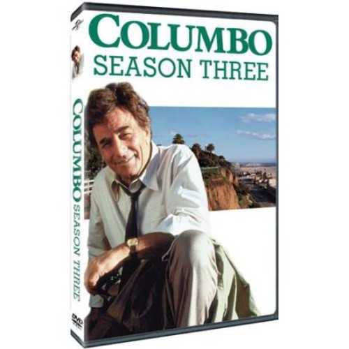 Columbo: Season Three [4 Discs] (Boxed Set) (DVD)