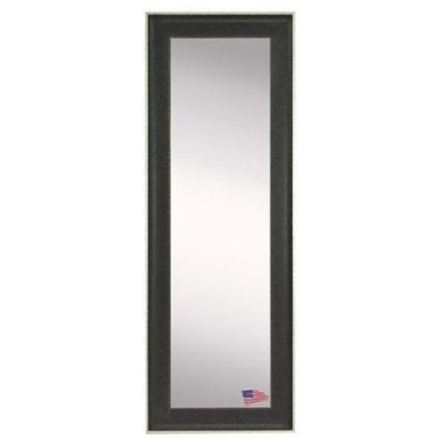 Rayne Mirrors Ava Vintage Black Floor/Wall Mirror