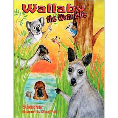 Wallaby The Wannabe