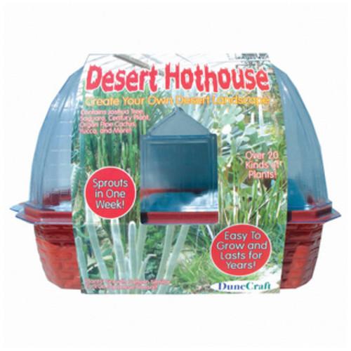 Desert Hothouse Windowsill Greenhouse