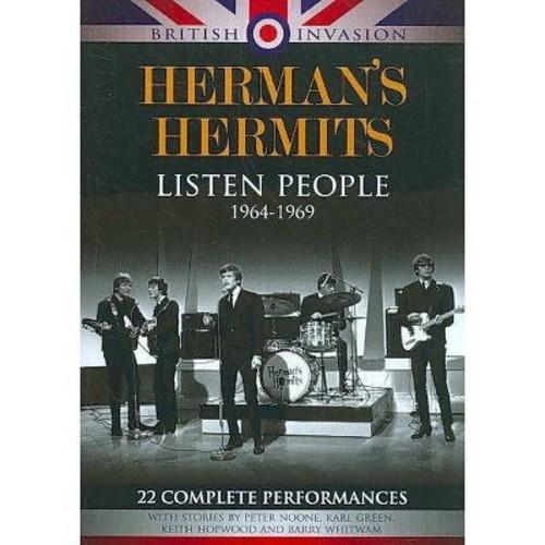 Herman's hermits:Listen people (1964- (DVD)