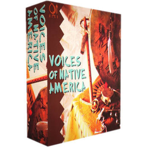 Voices of Native America Volume 1 Apple Logic, EXS, and AIFF (Download)