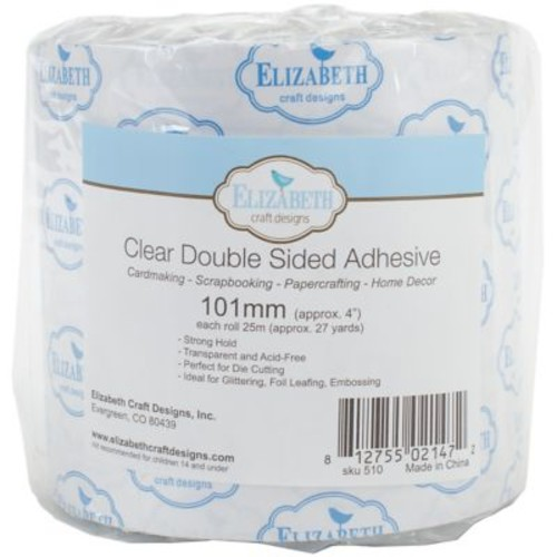Elizabeth Craft Clear Double-Sided Adhesive Tape-4
