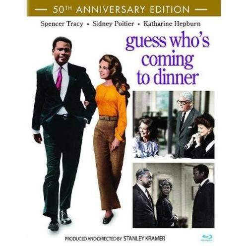 Guess Whos Coming To Dinner (Blu-ray)