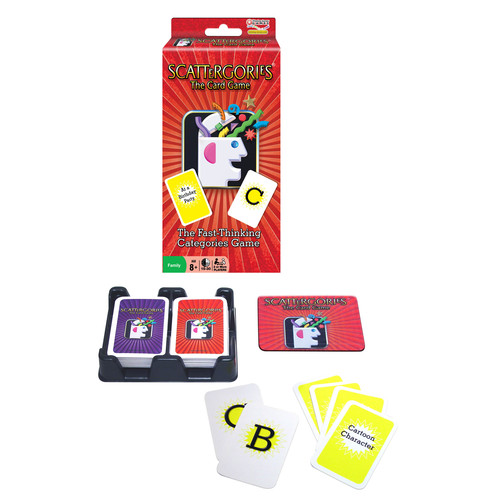Winning Moves Games Scattergories: The Card Game
