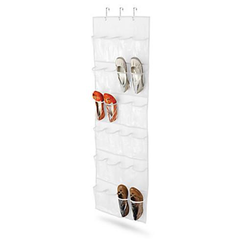 Honey-Can-Do Over-The-Door 24-Pocket Closet Organizer, 57
