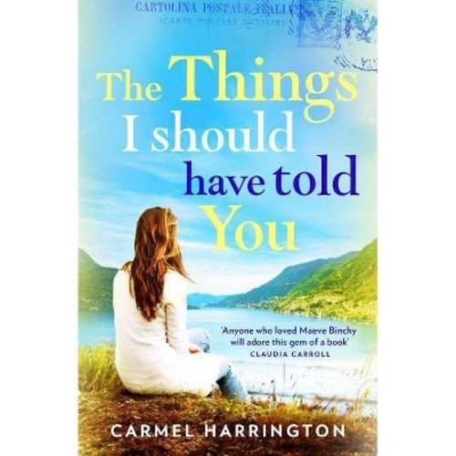 Things I Should Have Told You (Paperback) (Carmel Harrington)