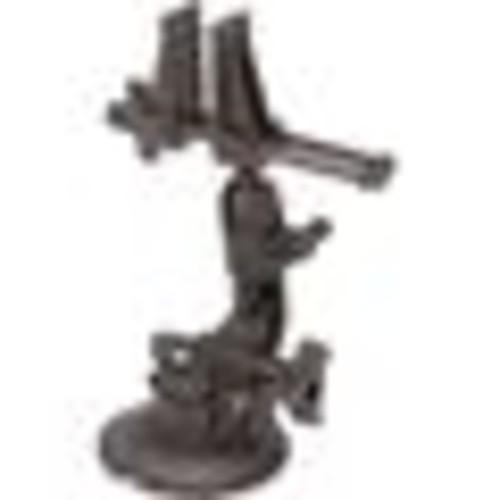 PanaVise Vacuum Base PV Jr. Suction-mounted portable vise