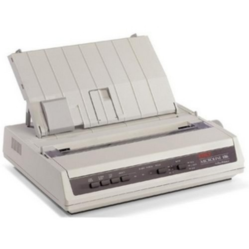 Oki MICROLINE 186 Dot Matrix Printer (91306301)