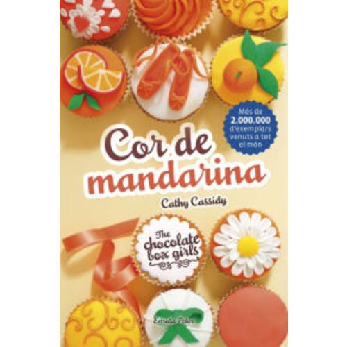 Cor de mandarina: The Chocolate Box Girls 3