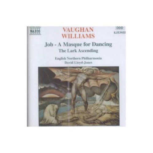 Vaughan Williams: Lark Ascending; Job [CD]