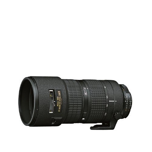Nikon AF FX NIKKOR 80-200mm f/2.8D ED Zoom Lens with Auto Focus for Nikon DSLR Cameras [Standard Packaging]