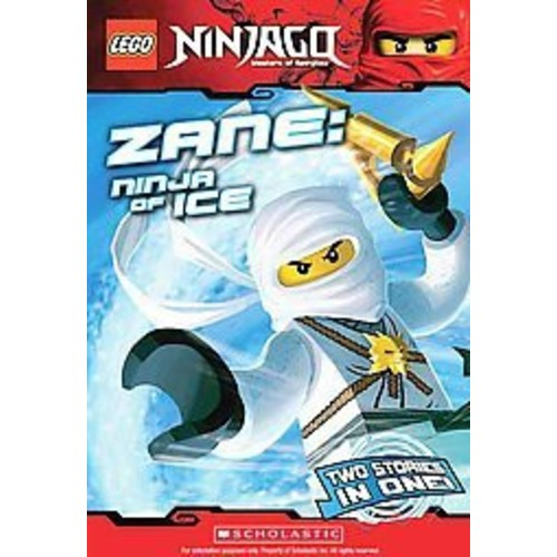 Zane, Ninja of Ice (LEGO Ninjago: Chapter Book)