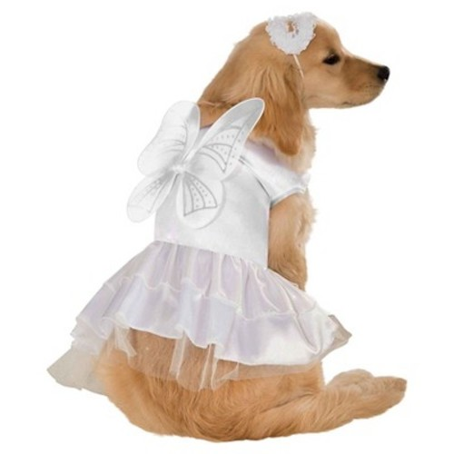 Rubie's Pet Costume, Medium, Angel