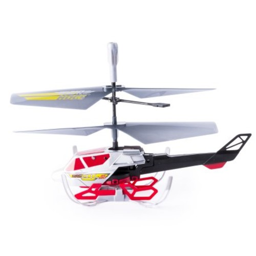 Air Hogs Axis 200 RC Helicopter With Batteries - Red