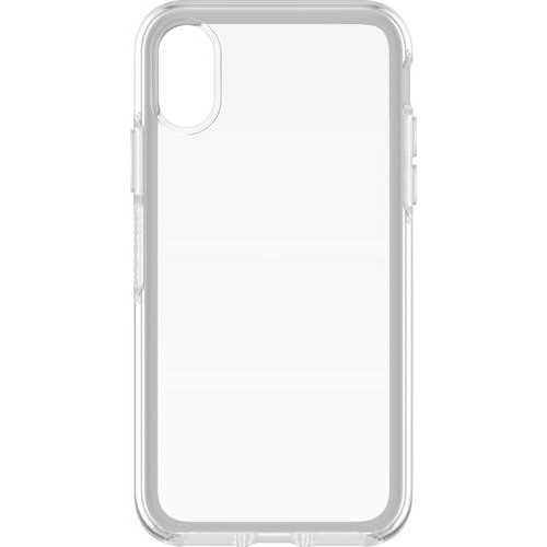 OtterBox - Symmetry Series Case for Apple iPhone X - Clear