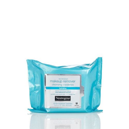 Hydrating Eye Makeup Remover Cleansing Towelettes