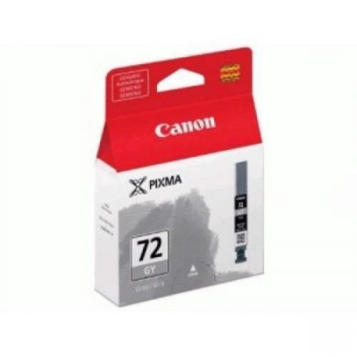 Canon LUCIA PGI-72GY Gray Ink Cartridge for PIXMA PRO-10 Photo Printer 6409B002