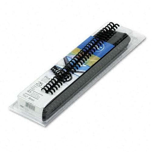Swingline GBC 2515662 ProClick Easy Edit Spines, 5/16