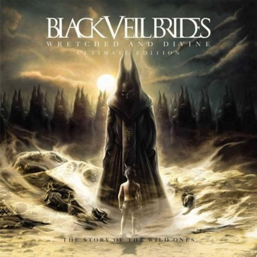 Black veil brides - Wretched and divine:Story of the wild (CD)