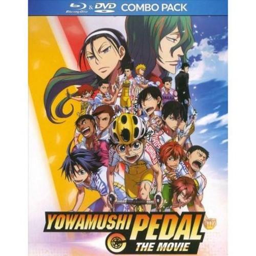 Yowamushi Pedal The Movie Combo Pack (Blu-ray)