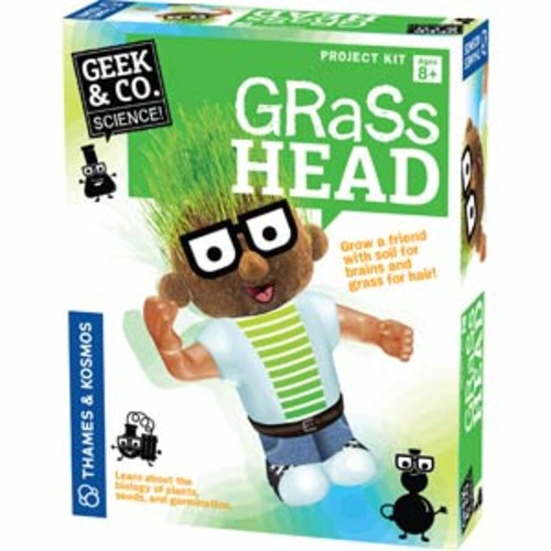 Thames & Kosmos Grass Head