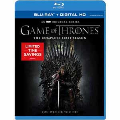Game Of Thrones: Season 1 [Blu-Ray] [Digital HD]