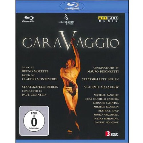Caravaggio (Blu-ray) (Widescreen)