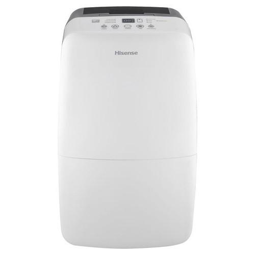 Hisense - 70-Pint Dehumidifier - White